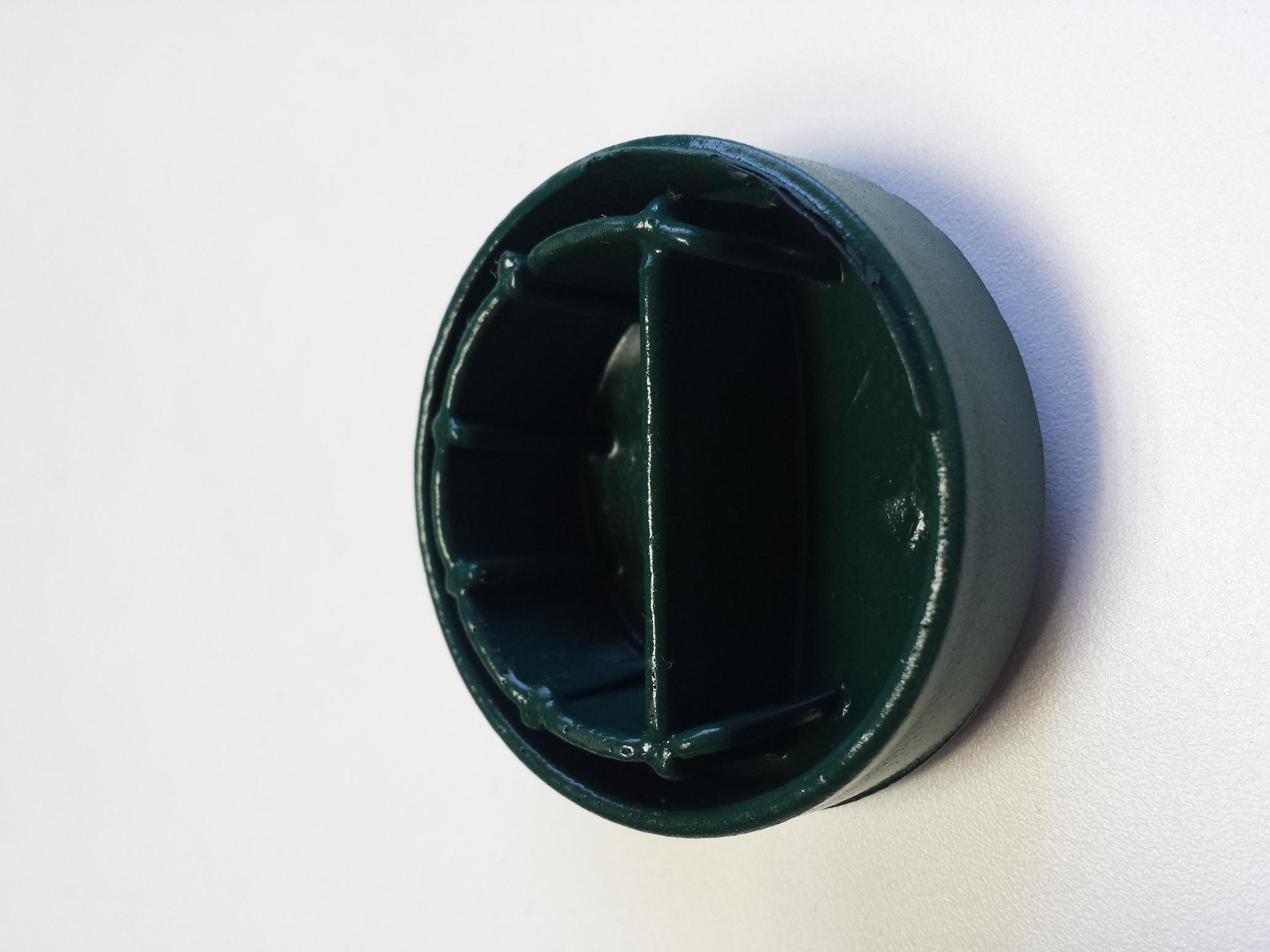 Tapon cremallera